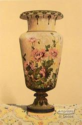 Grand Vase de Rennes - Framed Art Print