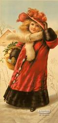 Christmas gifts - Framed Art Print