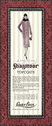 Shagmoor Topcoats - Art Print^