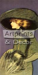 Collete - Art Print^