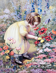 Poppy Love by Annie Benson Müller - Art Print