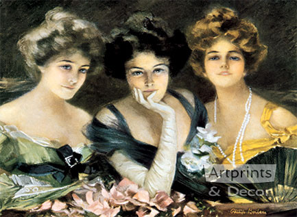 At the Opera by Philip Boileau - Art Print