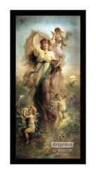Spring Fantasy - Framed Art Print