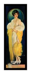 The Selz Good Shoes Lady - Framed Art Print
