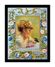 Springtime of Life - Framed Art Print