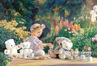 Kyla's Tea Party by Kevin Roeckl - Art Print