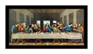The Last Supper - Framed Art Print