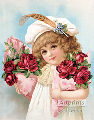 Roses For You - Art Print