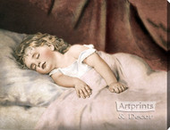 Sweet Dreams - Stretched Canvas Art Print
