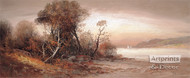 Fall at the Beach by William Henry Chandler - Art Print