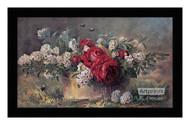 A Basket of Beauties - Framed Art Print