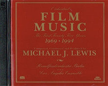 Michael J. Lewis Personalized CDs: Orchestral Film Music (2 CD)