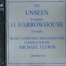 Michael J. Lewis Personalized CDs: The Unseen/ 11 Harrowhouse (2CD)