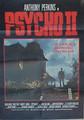 Psycho II (Psycho II) (signed)