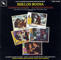 Music of Miklos Rozsa, The (CD)