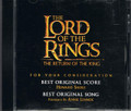 Lord of the Rings - Return of the King, The (promo CD)