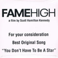 Fame High (promo CD single)