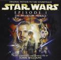 Star Wars - Episode I: The Phantom Menace (US version) (used CD)