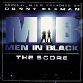 Men In Black - The Score (used CD)