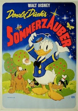 Donald Duck's Summer Magic (Donald Ducks Sommerzauber (AO, rolled)