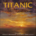 Titanic and Other Film Scores of James Horner (used CD)
