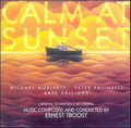 Calm at Sunset (used promo CD)