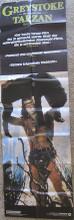 Greystoke - The Legend of Tarzan, Lord of the Apes (Greystoke, die Legende von Tarzan, Herr der Affen (oversize)