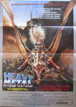 Heavy Metal (Heavy Metal - Schwermetall (design A with text)