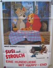 Lady and the Tramp (Susi und Strolch (R 1980s)