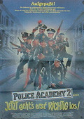 Police Academy 2 - Their First Assignment (Police Academy 2 - Jetzt geht's erst richtig los! (rolled)