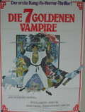 Seven Brothers Meet Dracula the aka Legend of the Seven Golden Vampires (7 Goldenen Vampire, Die)