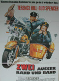 Trinity: In Trouble Again aka Crime Busters aka Two Supercops (Zwei ausser Rand und Band)