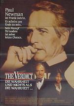 Verdict, the (Verdict - Die Wahrheit und nichts als die Wahrheit , The (AO))