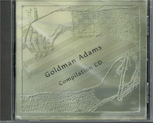 Goldman Adams Compilation CD