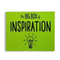 The Big Box of Inspiration