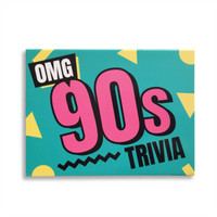 OMG 90s Trivia