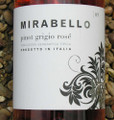 Mirabello Pinot Grigio Rose, Ancora 2016/17