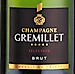 Gremillet Brut Selection Champagne
