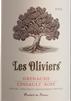 Les Oliviers, Grenache/Cinsault Rosé, Pays d'Oc 2017/8