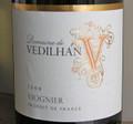 Viognier, Domaine Vedilhan VdP d'Oc 2016/17
