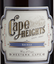 Cape Heights Shiraz 2017/18