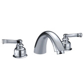 Roman Tub Filler Euro Handle