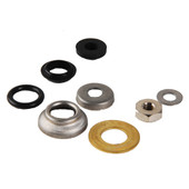 Generic Chicago Faucet Stem Washer and Parts 7 Pcs.