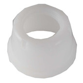 Shower Flange Plastic Integral Stop  (Pack of 10)