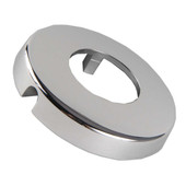 "Eljer Shower Flange With Screw 1-1/4"" ID x 2-3/4"" OD"
