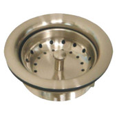 Basket Strainer Satin Nickel