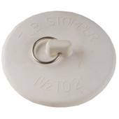 "Fit All Rubber Stopper 1-1/2"" x 2"" Pack of 10"