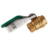 Heavy Duty Brass Ball Valve Quarter Turn