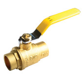 Heavy Duty Brass Ball Valve
