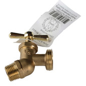 Brass Hose Bibb Male